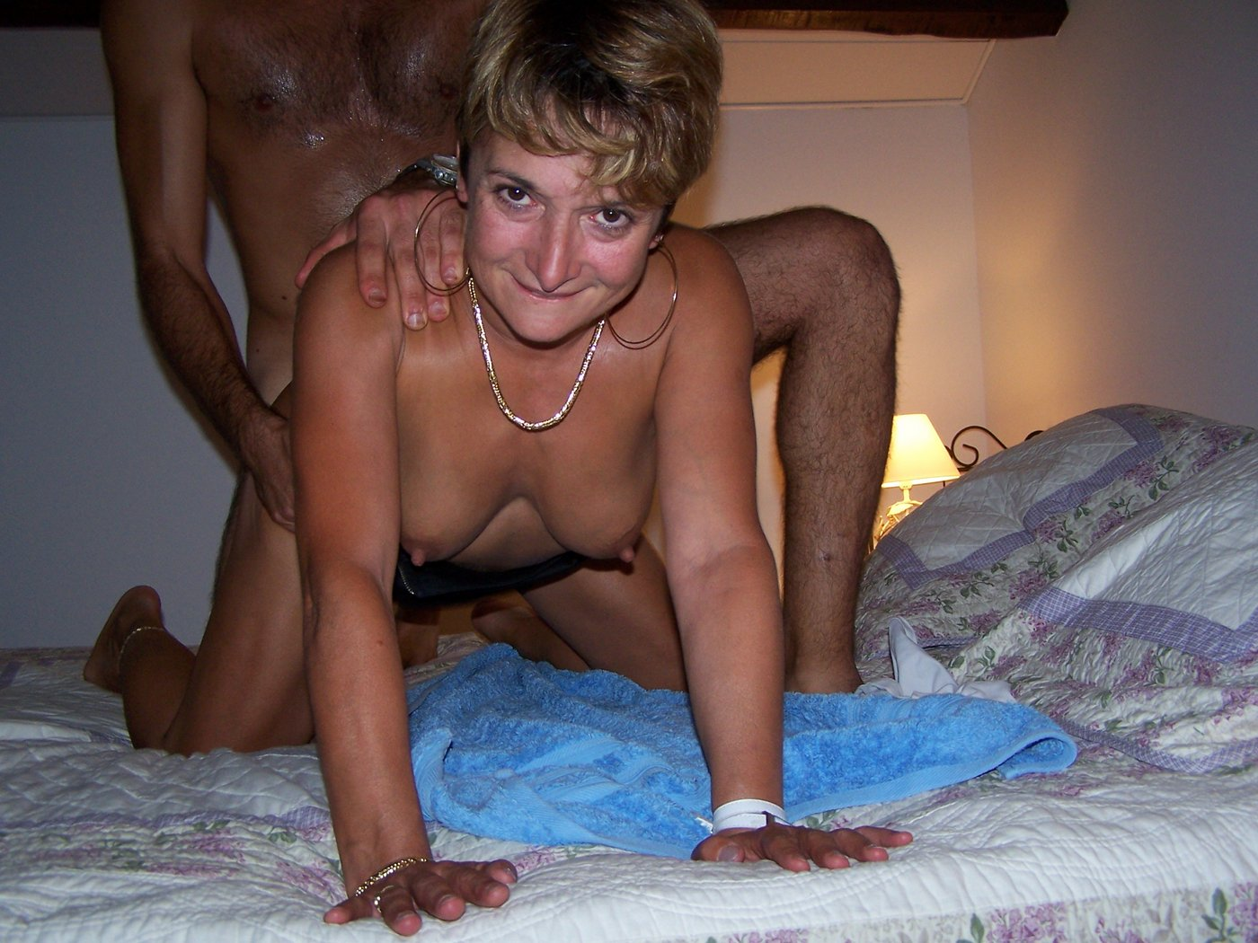 Couple amateur gallery mature