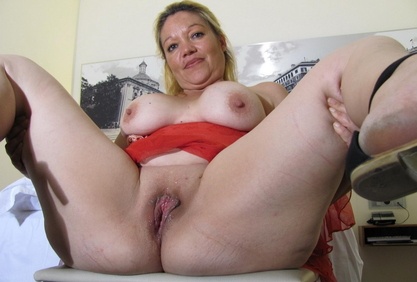 tits ass Russian mature big and