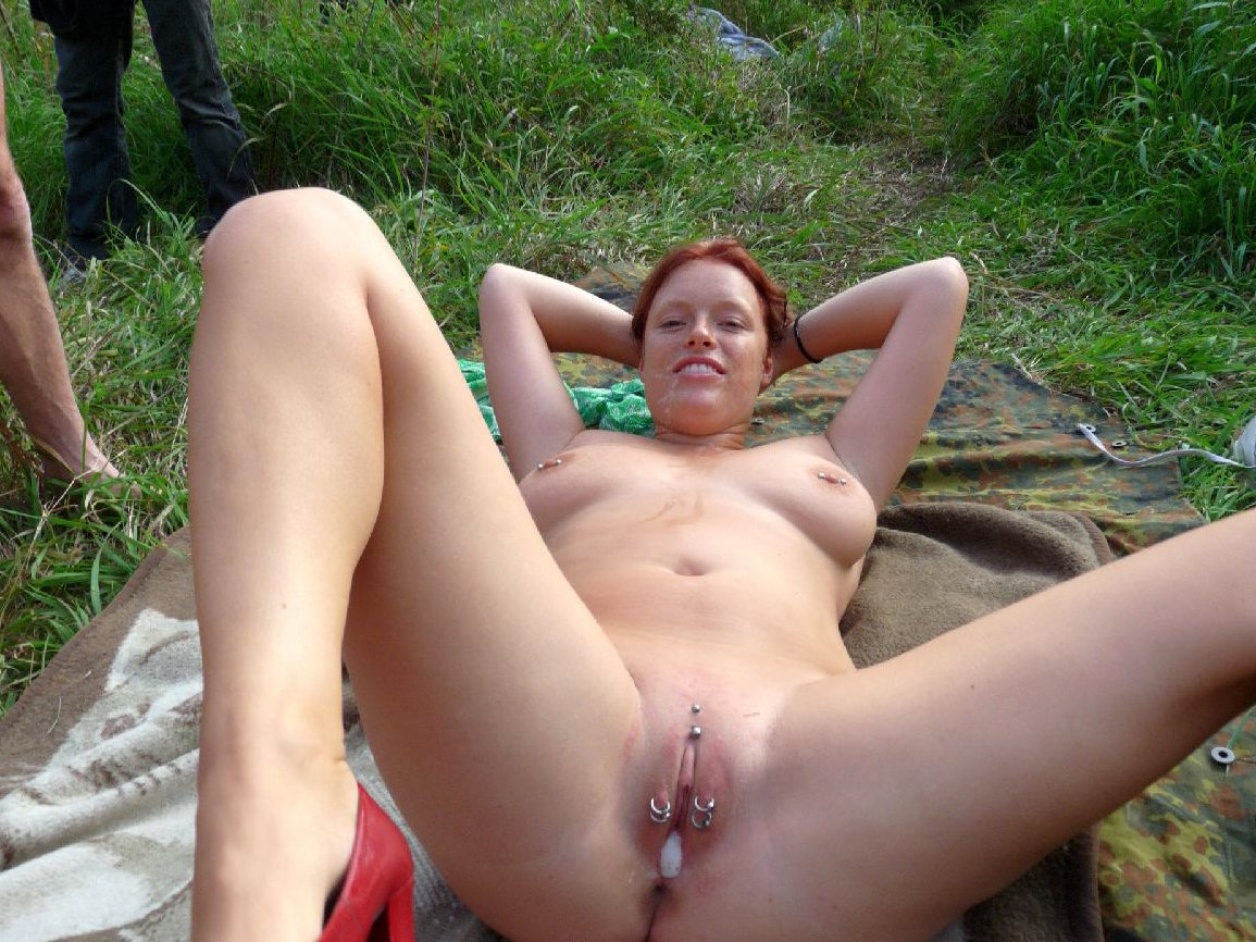 mature outdoor lesson - nude gallery
