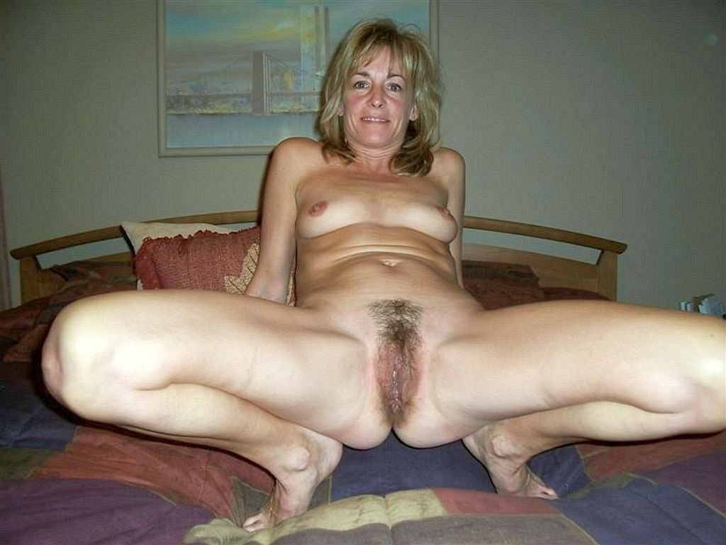 wives Old naked hairy mature