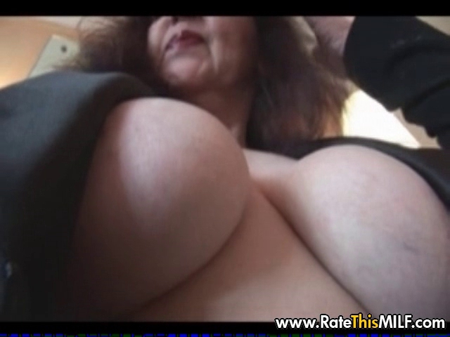 mature milf in video