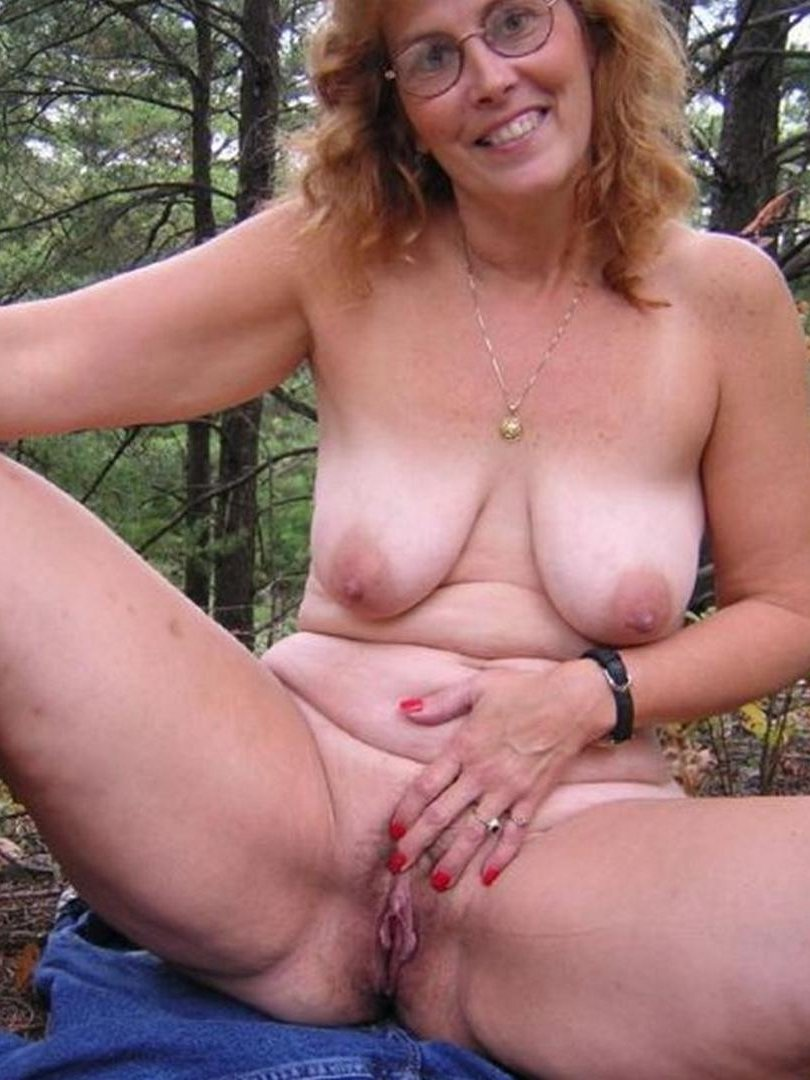 fat older women naked candid