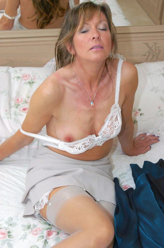 Ludmila sexy granny old slut 61 yo belarus amateur cam 8