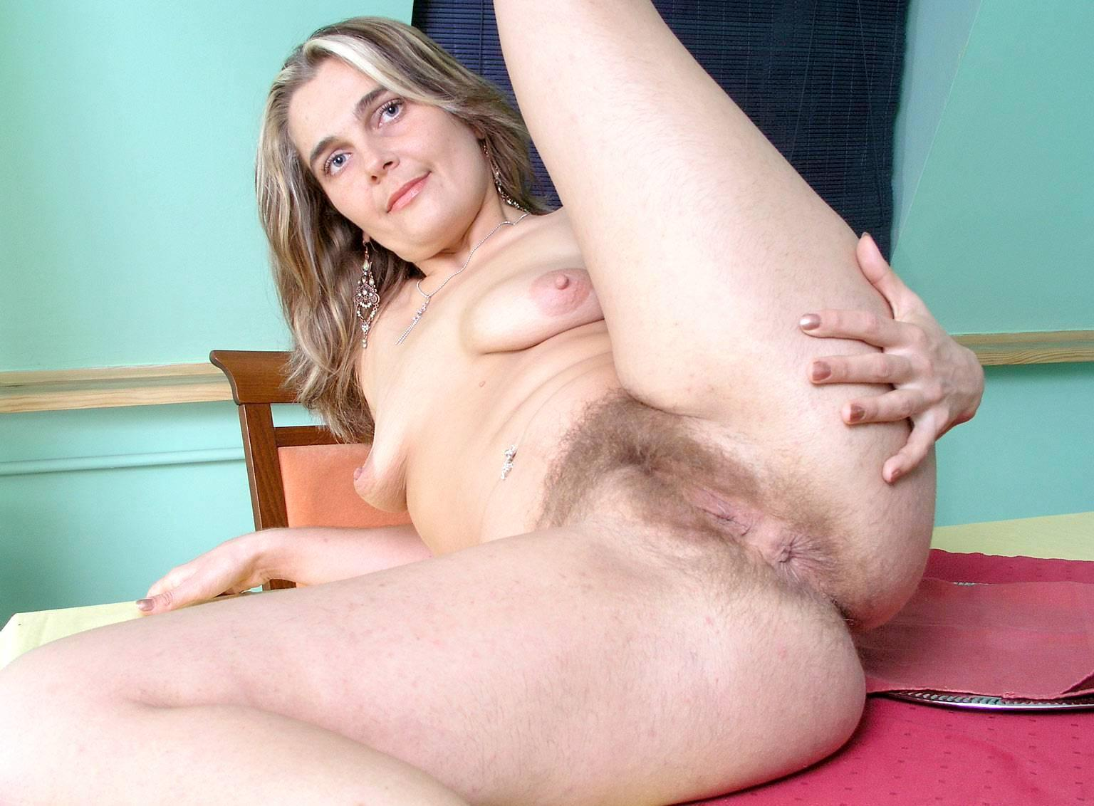 Galleries moms hairy older