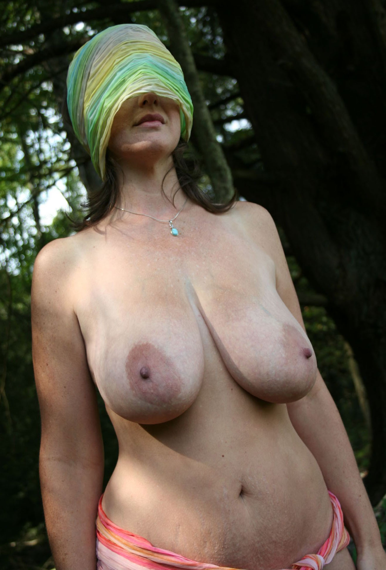 from Dariel granny big natural tits