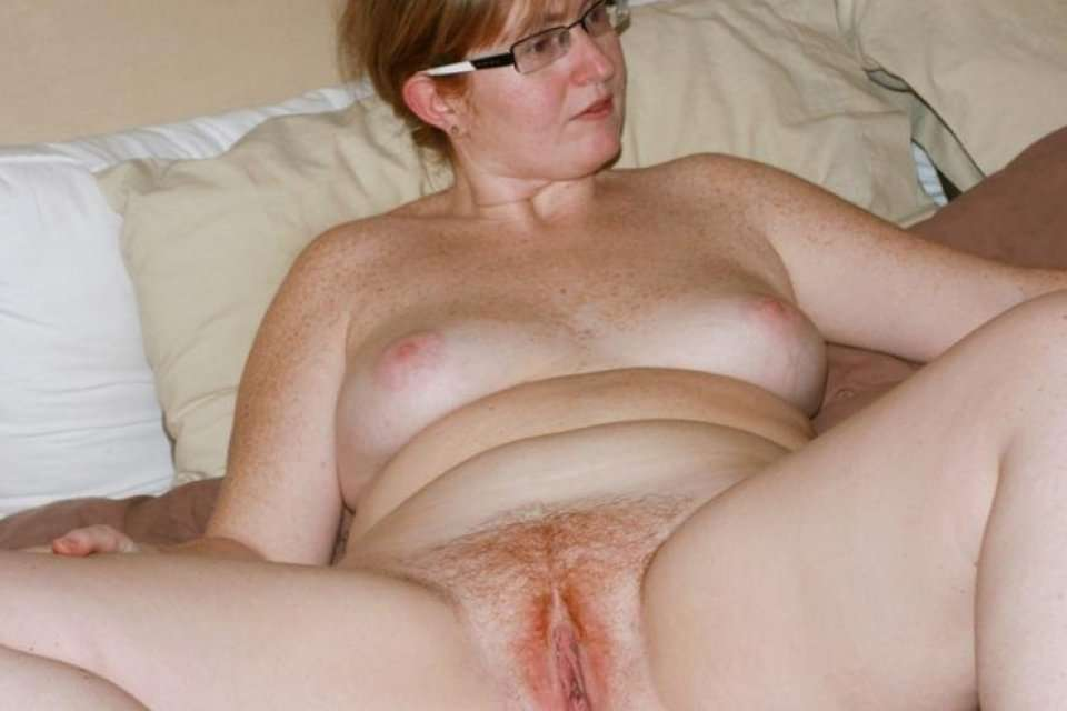 2 red haired bbw share 1 cock 9