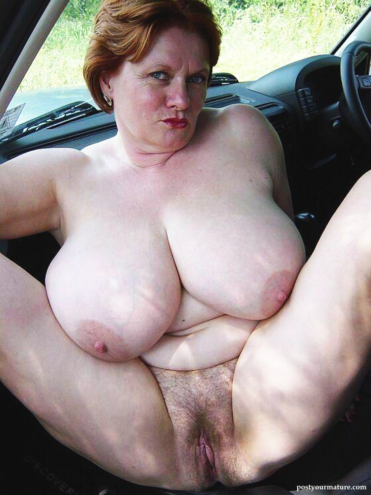 Women old fat sexy
