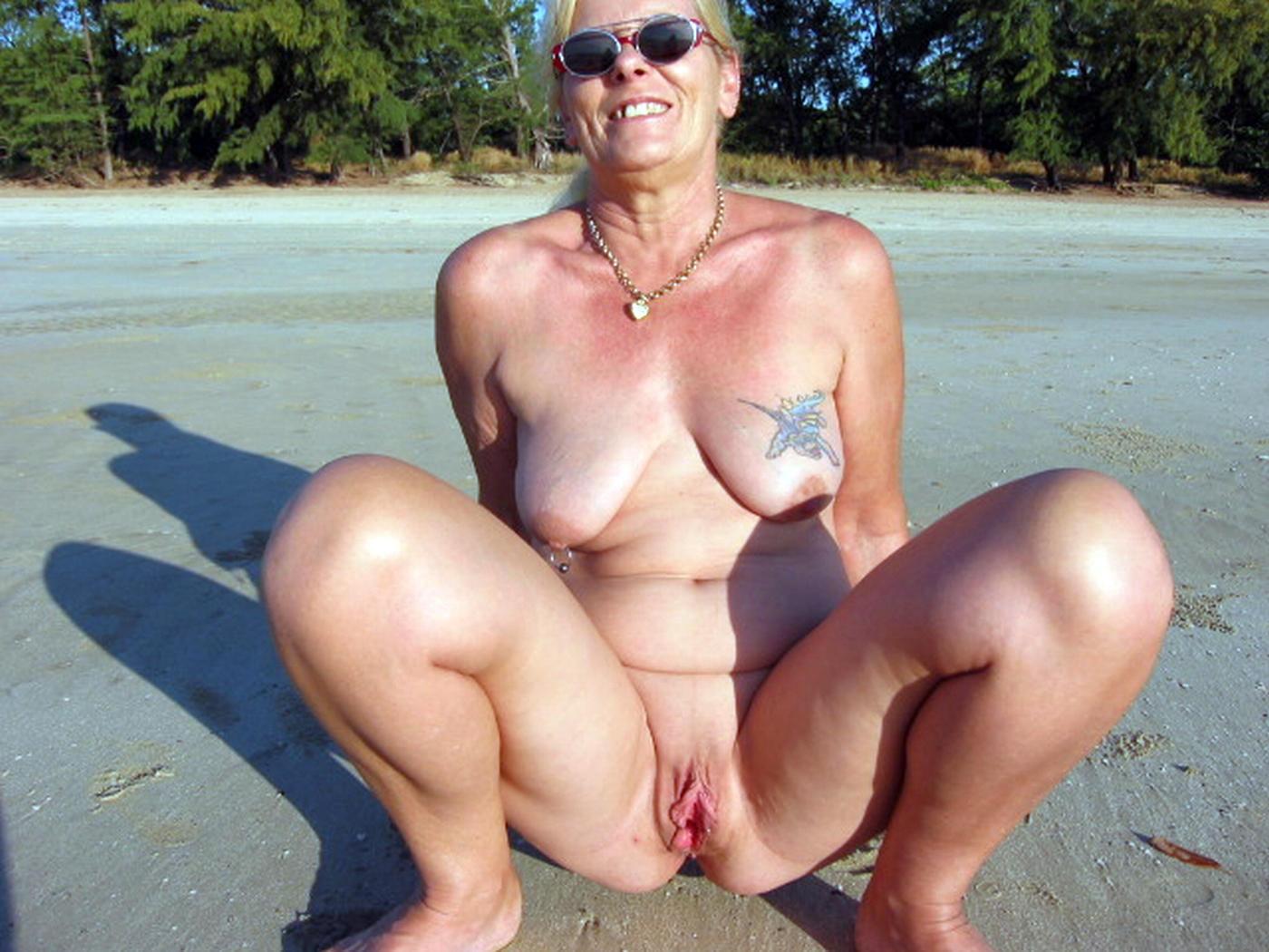 Old Nudists 92