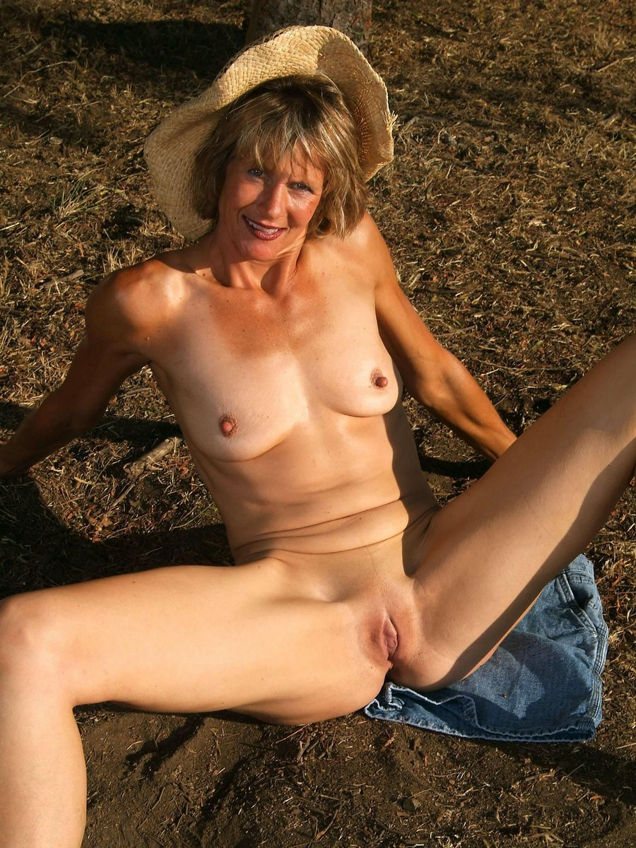 Beautiful mature nudists essence