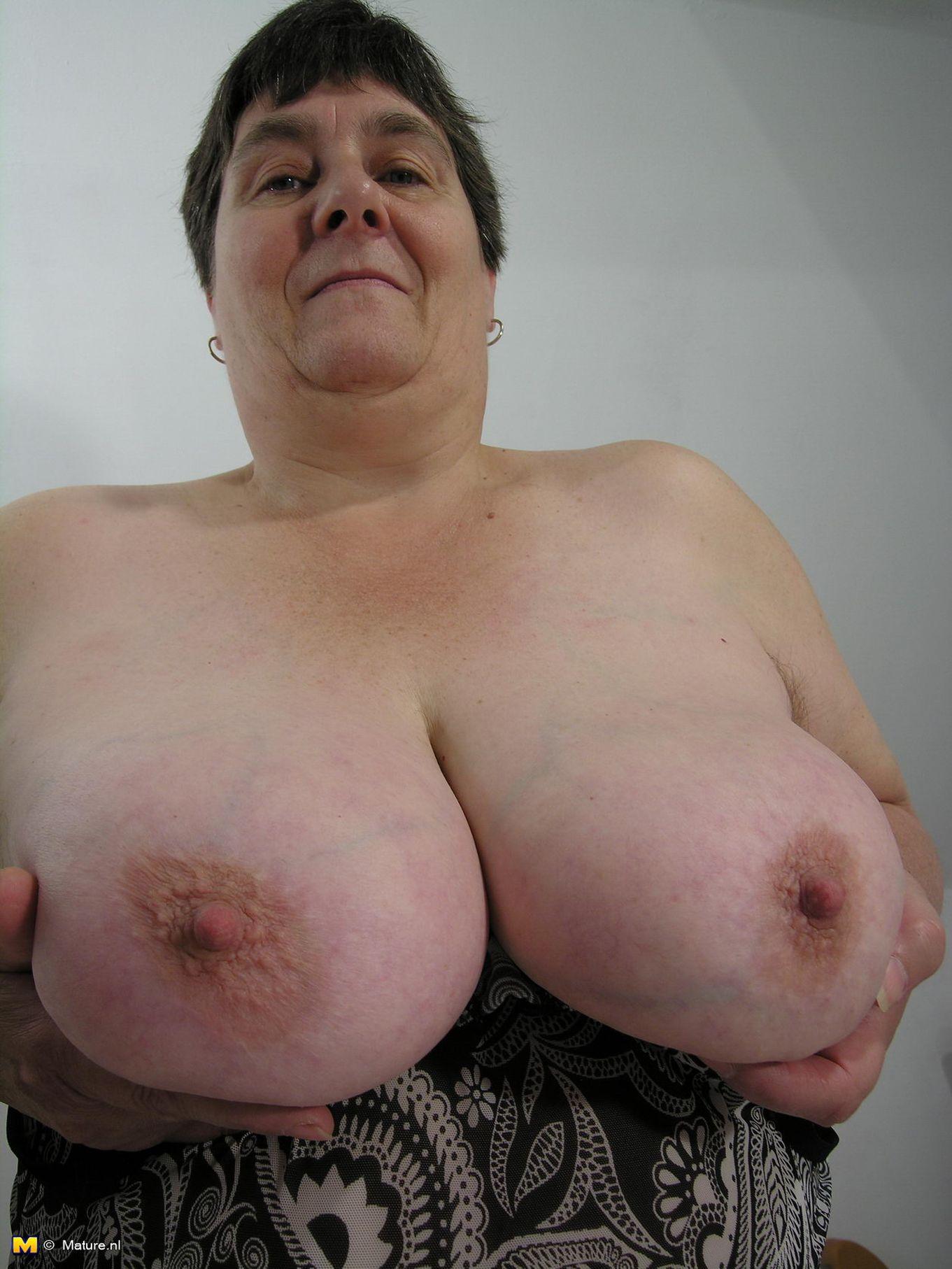 Big tit granny porn videos