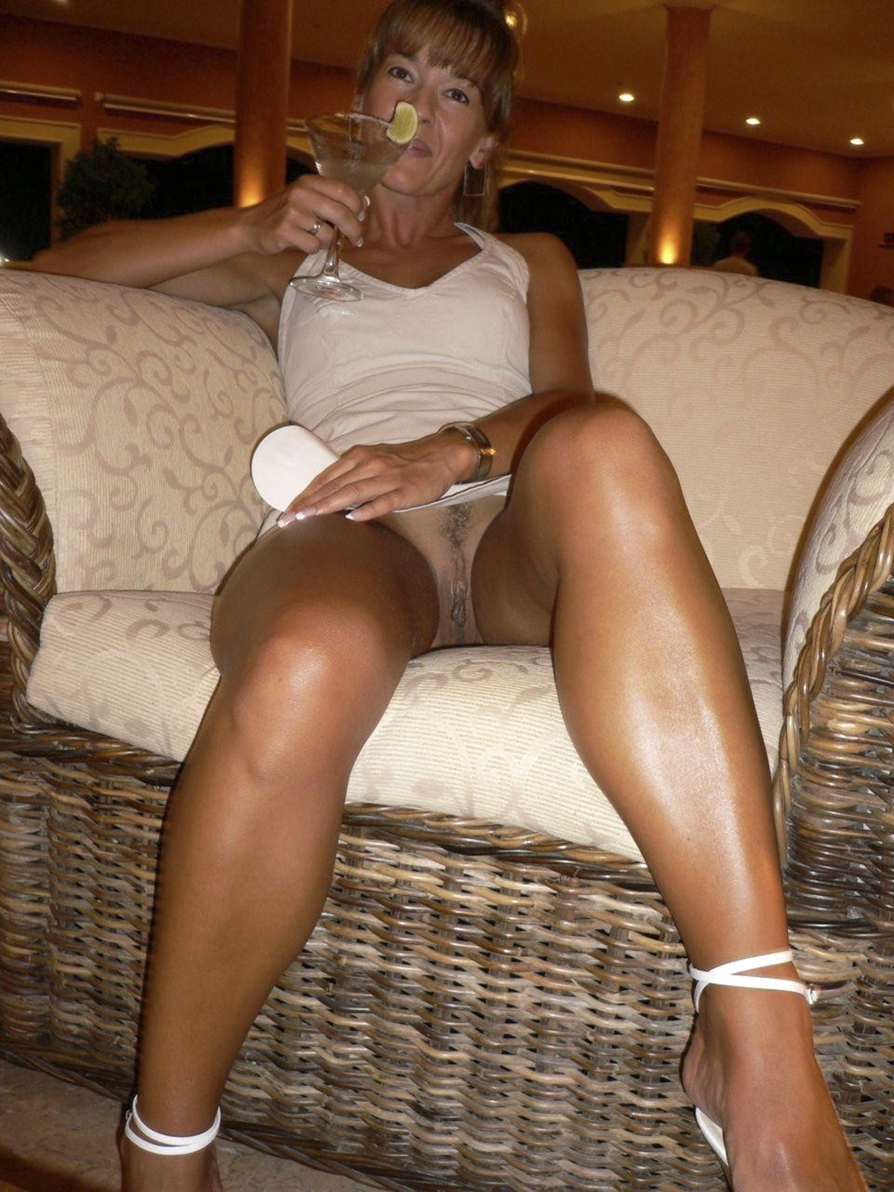 milf upskirt in public - xxx photo