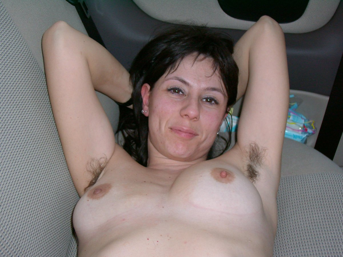 Mature female naturist