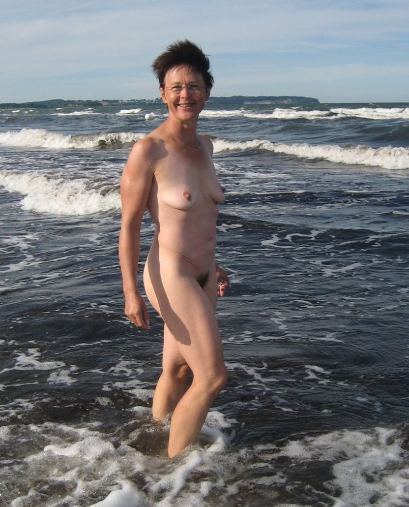 Mature naturist women apologise