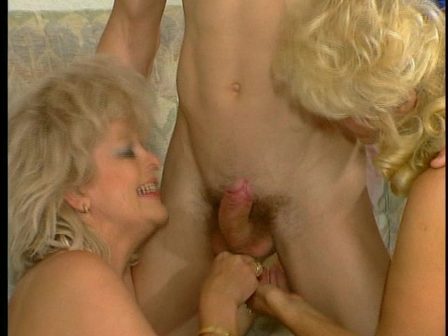 Mature women love cock
