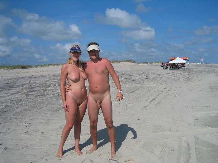 любительские фото голых семей и пар на море