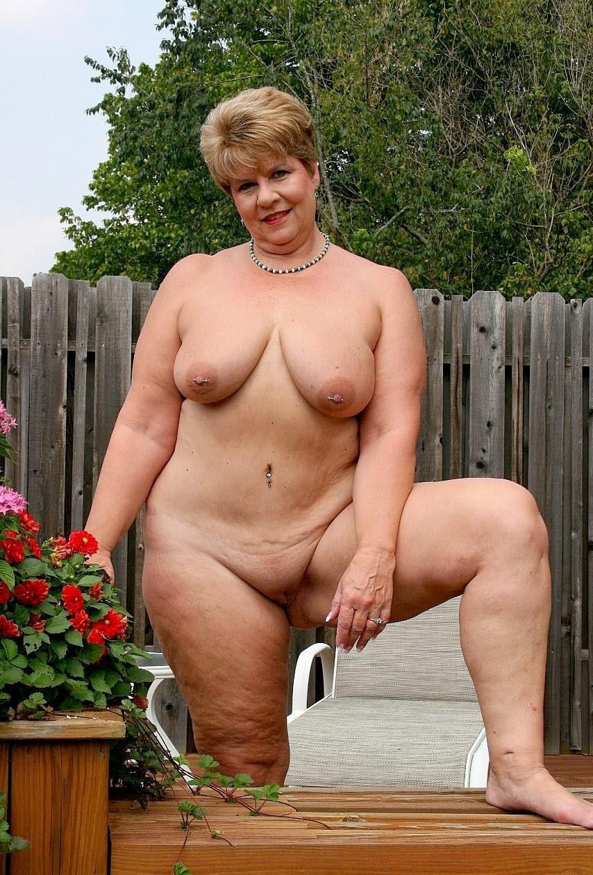 What mature naked older nudes