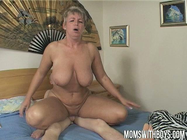 Mom son porn milf