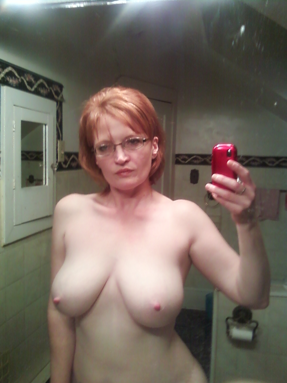 shot Amateur naked self mom