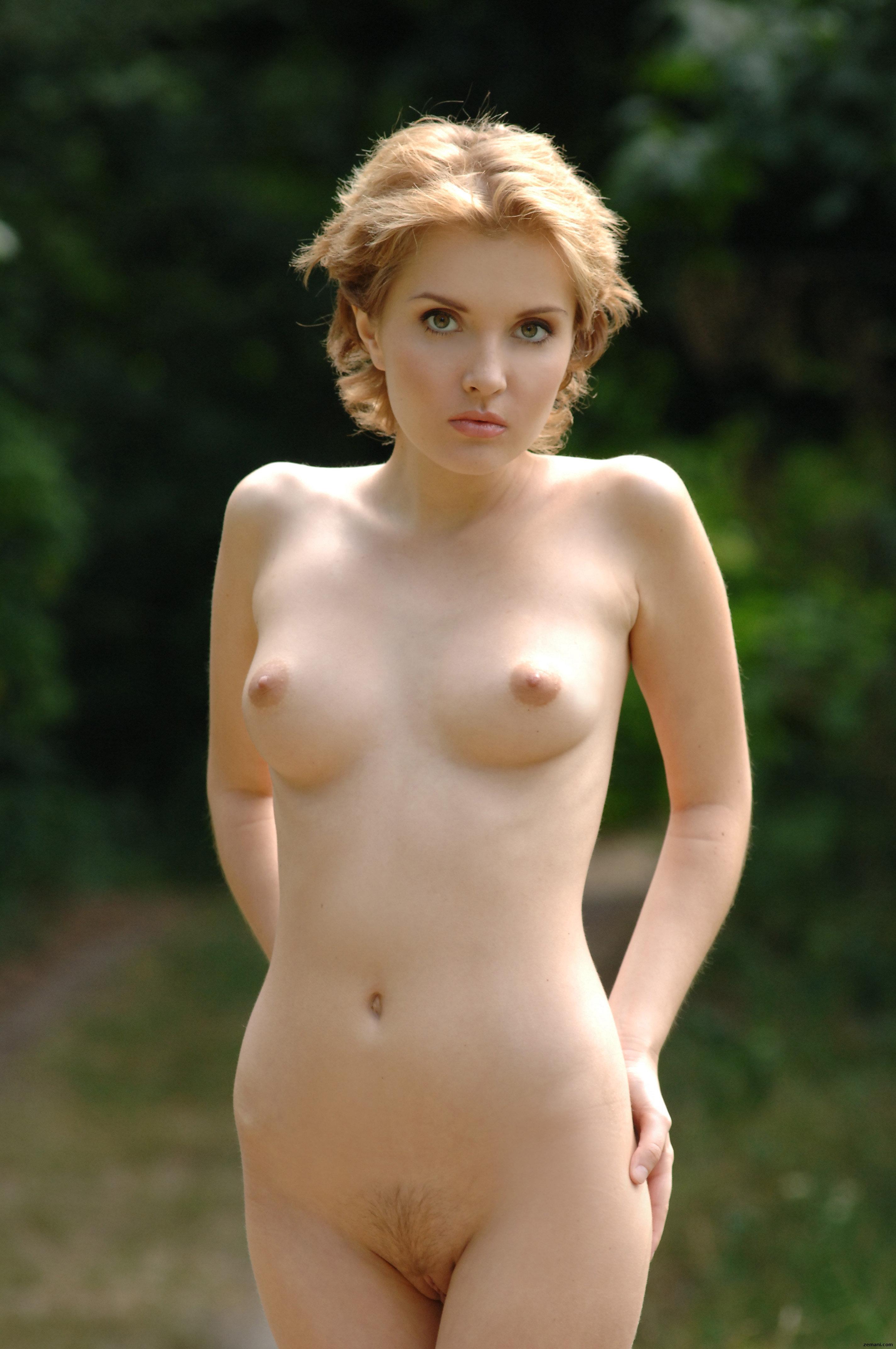 Spanish nude Pale women