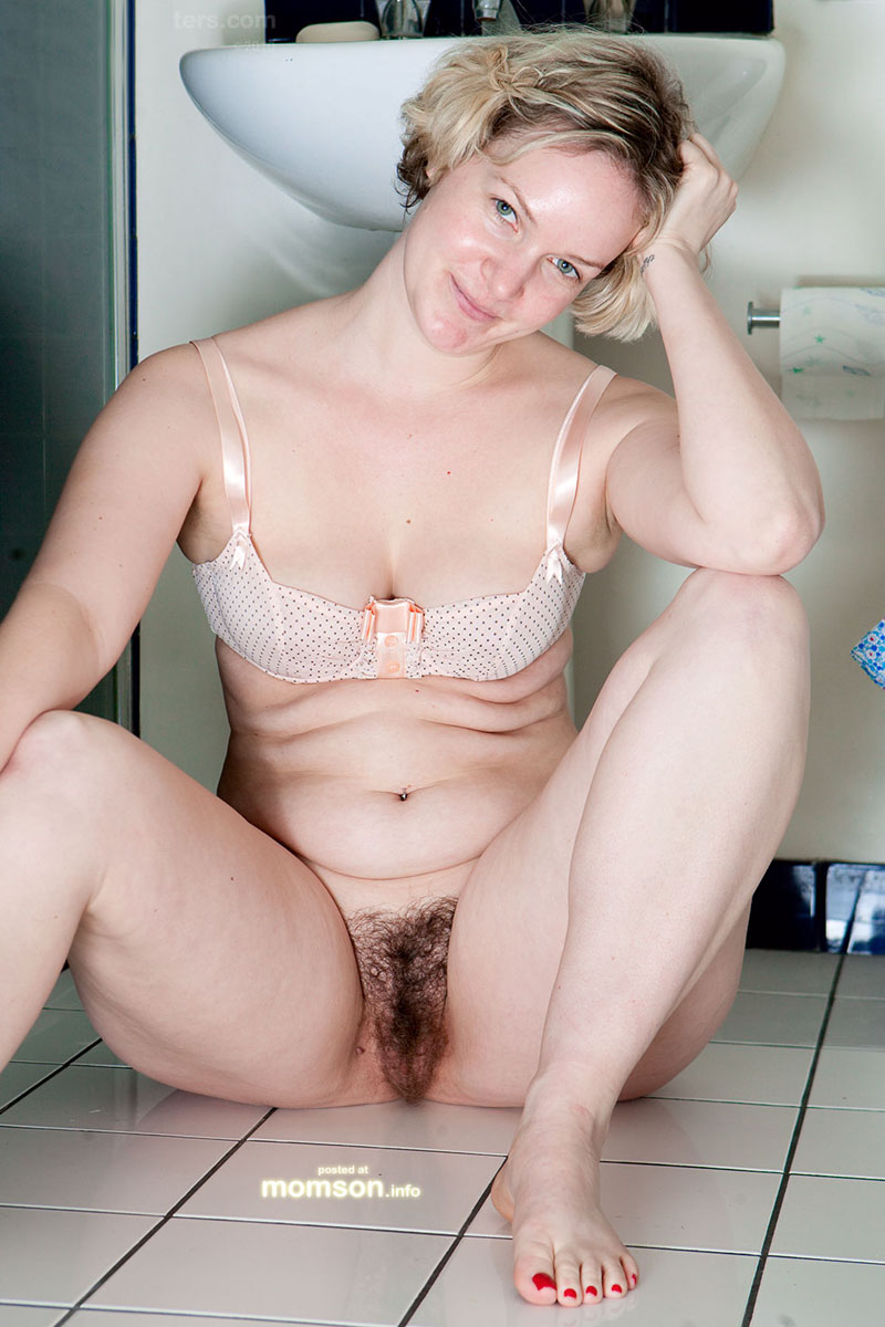 Topic Hairy nude mom agree, the