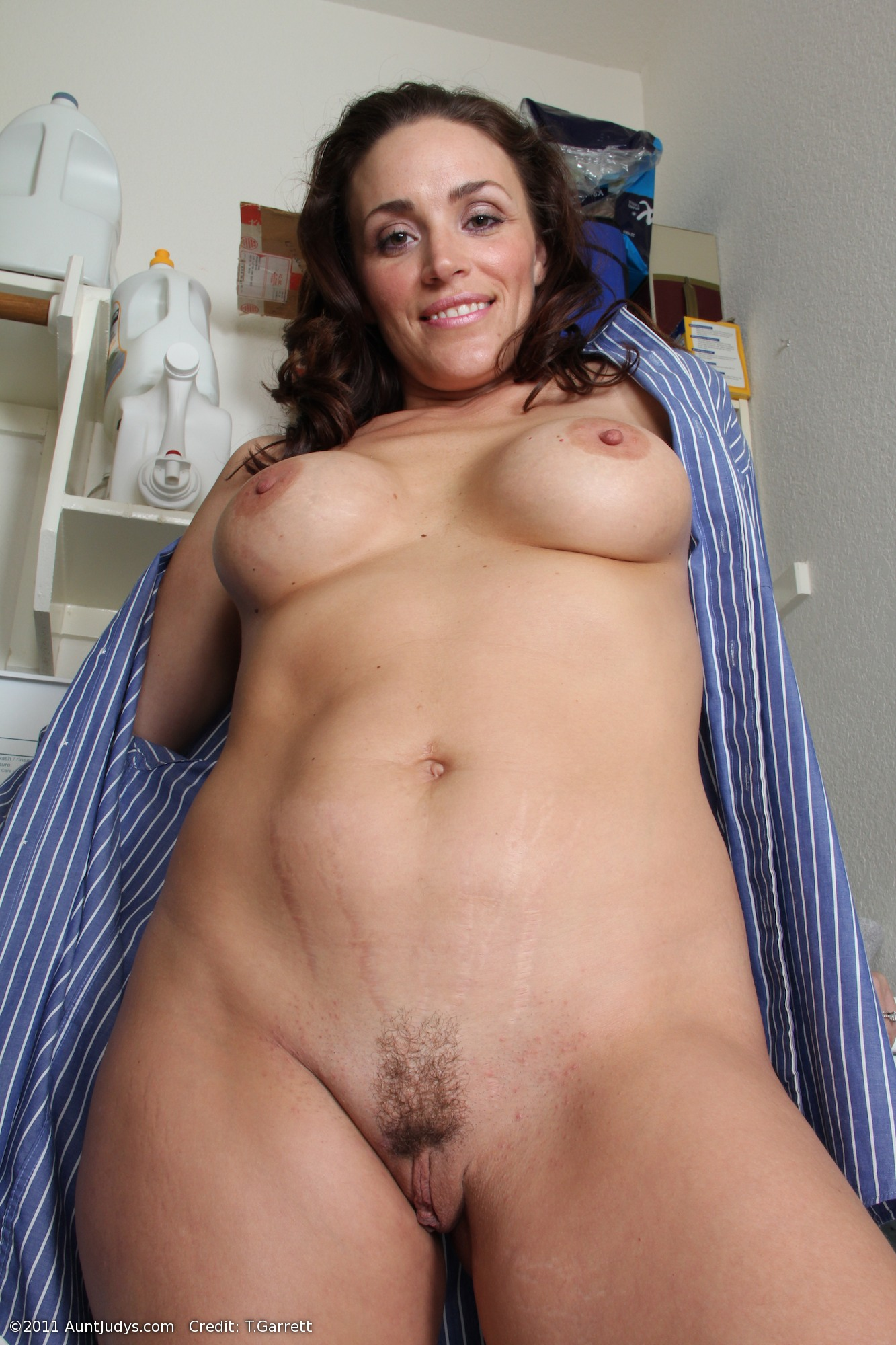 moms Naked mature