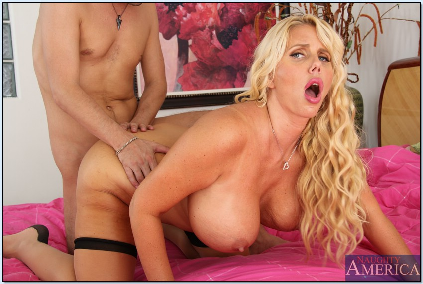 Julia ann big tits nice