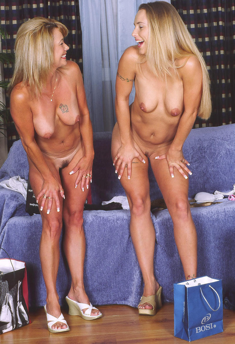 That Mom and daughter nude fun exist? Bravo