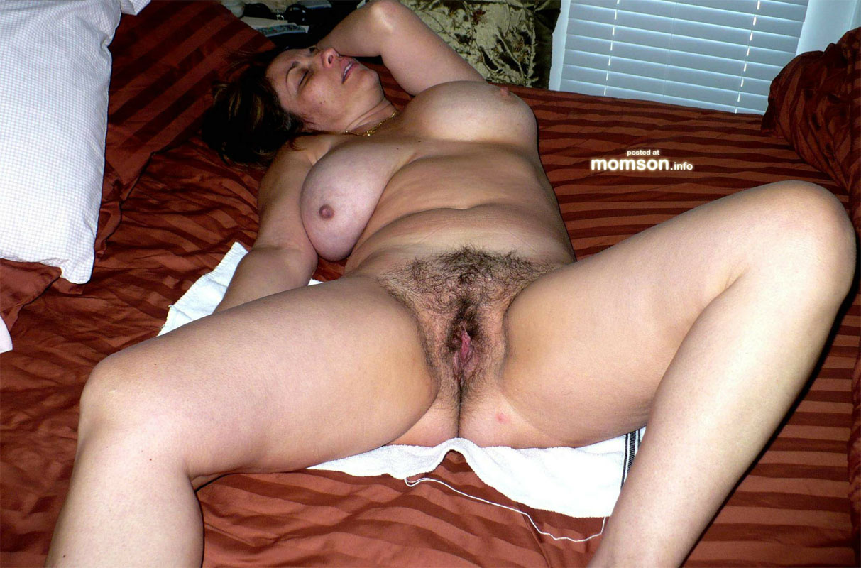Horny old mature mom