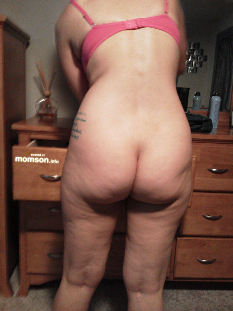 Nude pictures mature ass