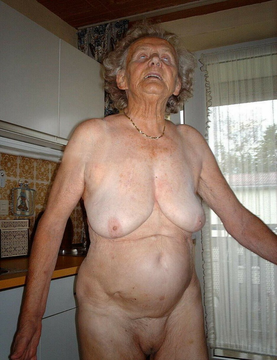 Sexy ugly women naked
