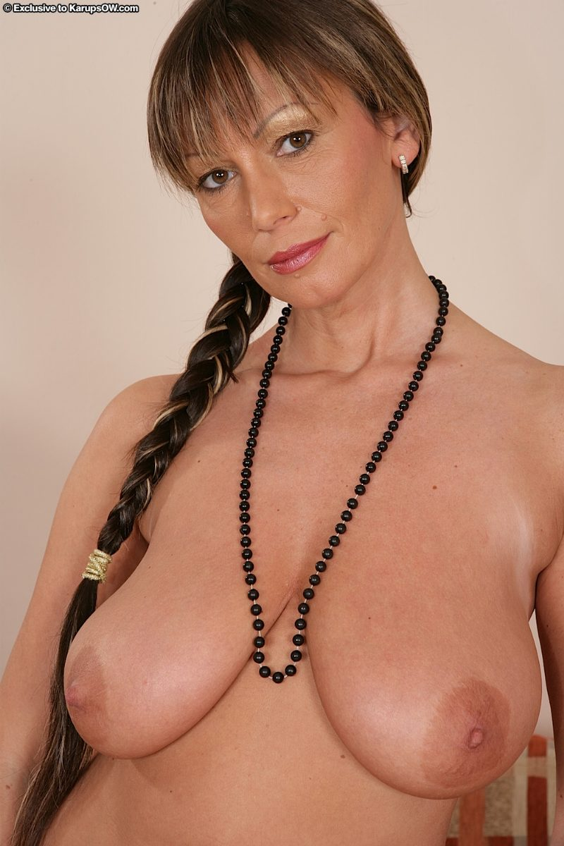 Hot mature female actresses she's