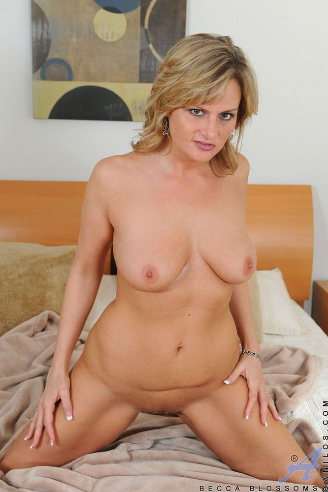 Busty mom nude thank