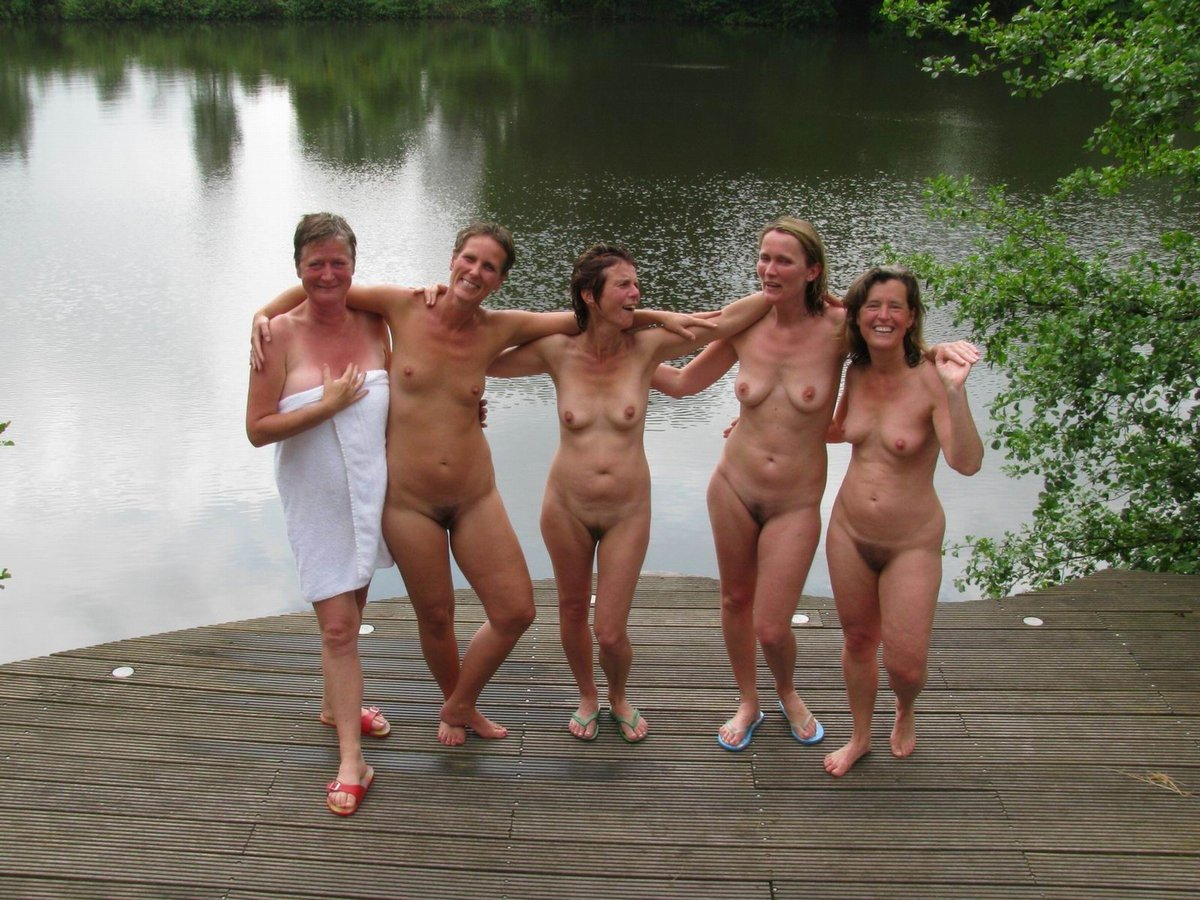 mature Nudism groups