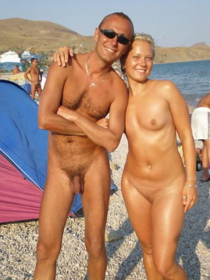 Mature nudist family at nude beach erection good luck!