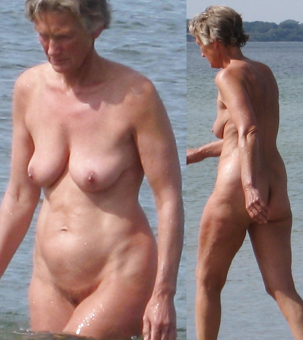 older nudist pics