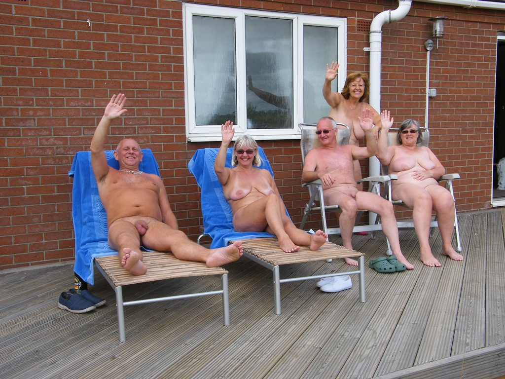 Agree The mature nudist families apologise, but