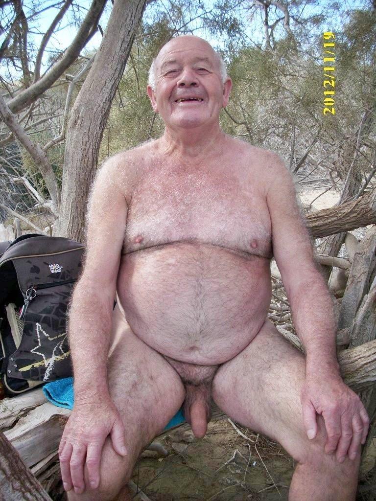old mature naked older naked men