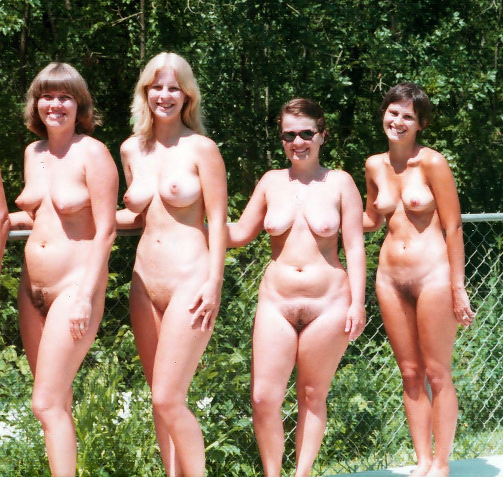 Senior nudist resorts
