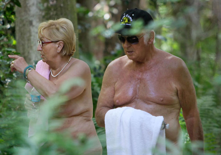 Nudist vacations for senior couples