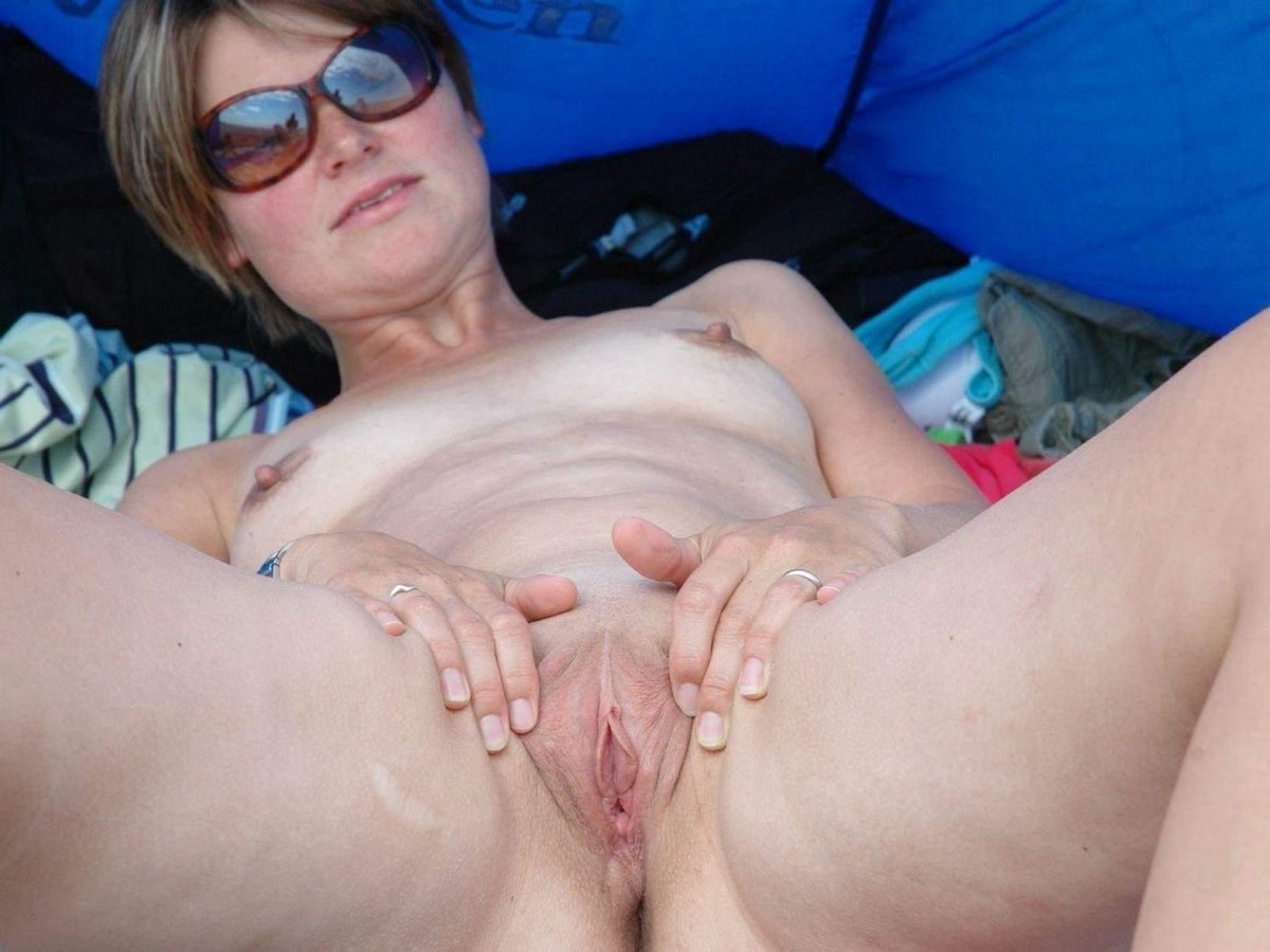 Handjob nude beach sex couples