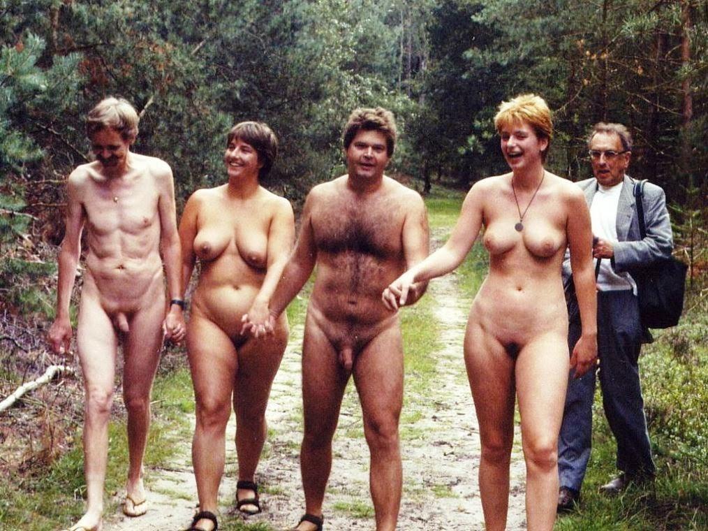 Mature naturist pics was