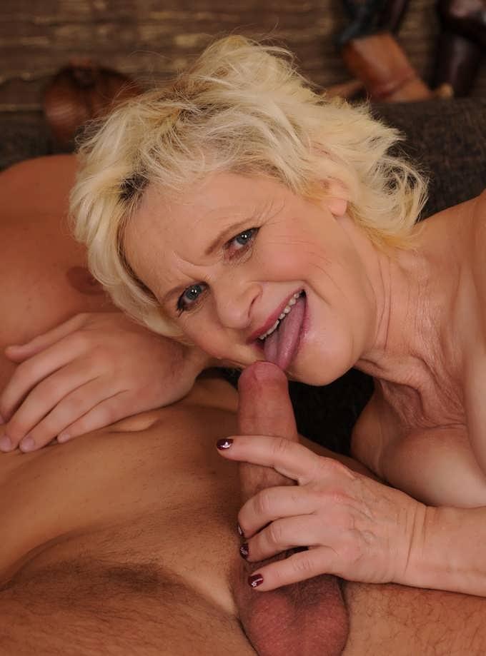 Women enjoying sex older Mature and