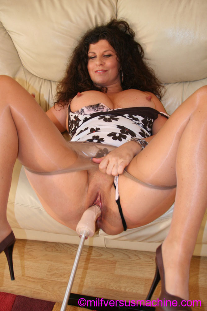 in pantyhose sex
