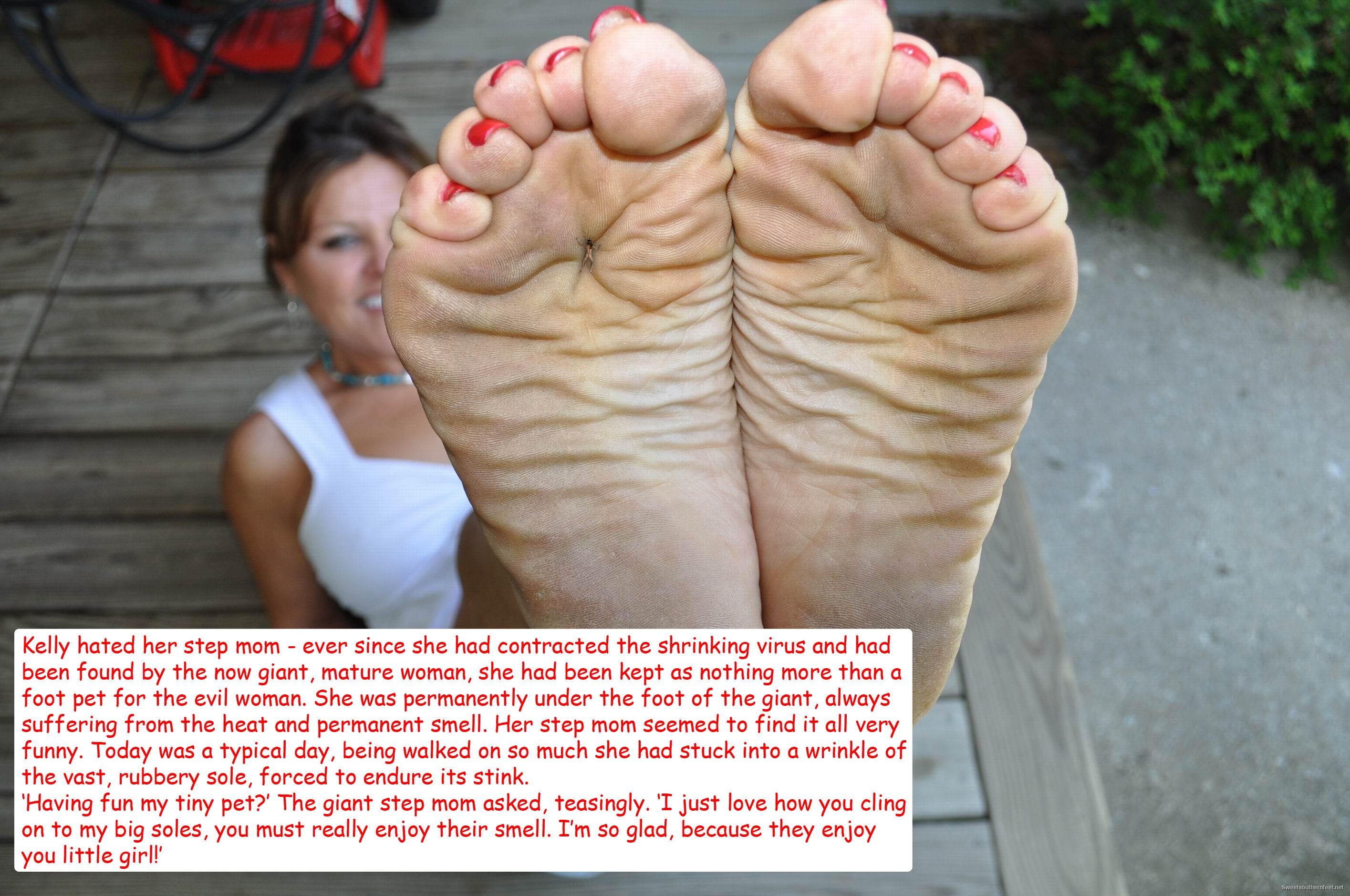 Neural Mature dirty soles send
