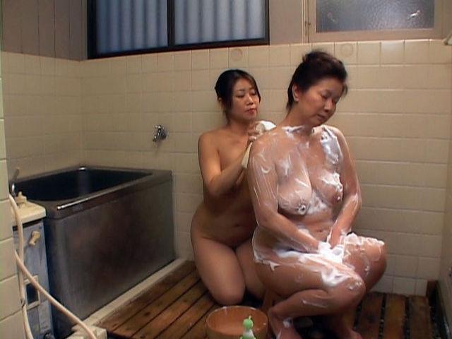 video asian older women lesbians japanese