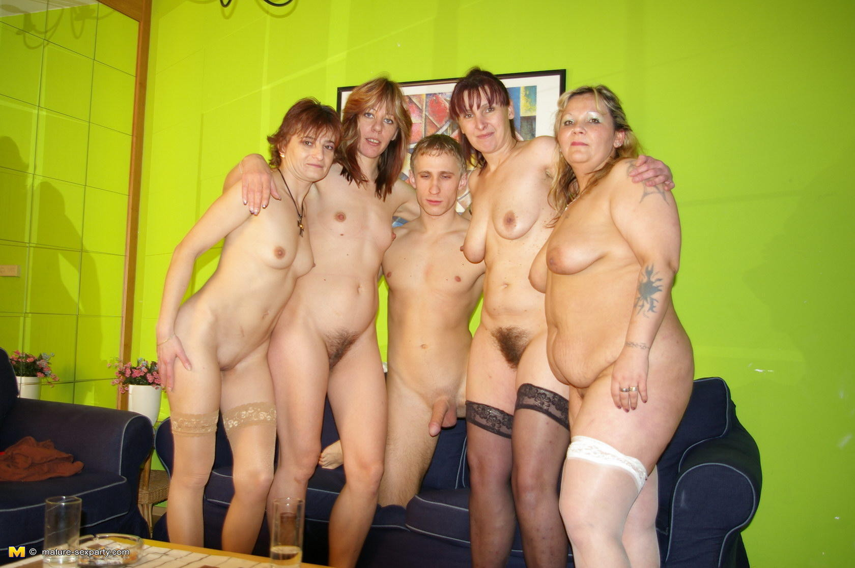 Amateur free group mature sex seems