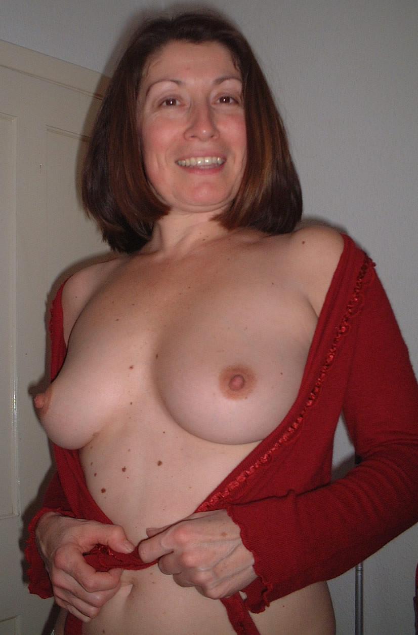 Mature Latina Nipples
