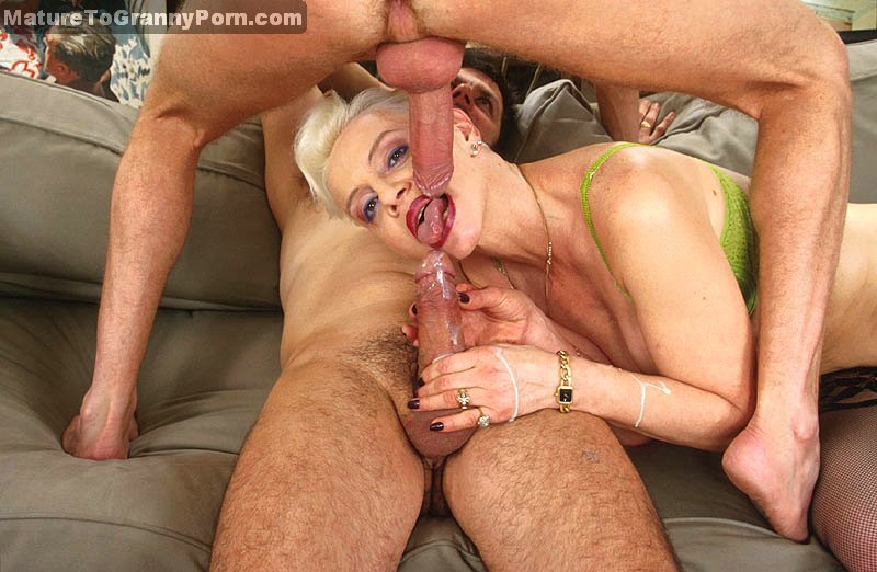 Hot blonde gets big dick