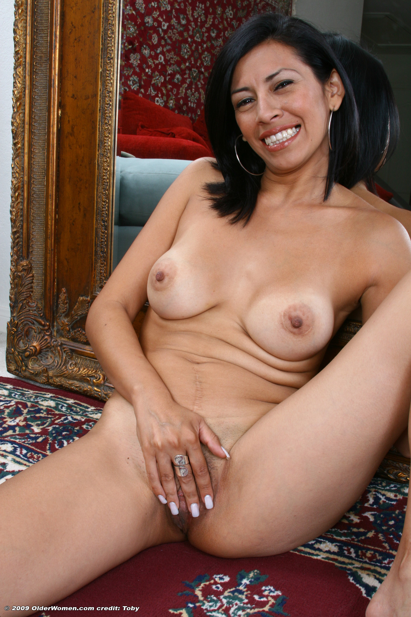 older indian ladies in nude image