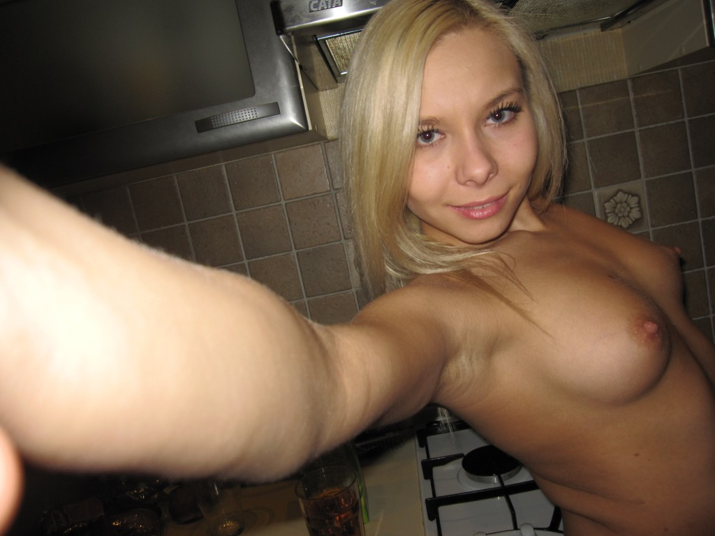 Pic Of Nude Moms Blonde Topless April Selfshots Beuatiful